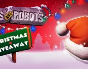 Repartimos 500 claves regalo para Guns and Robots
