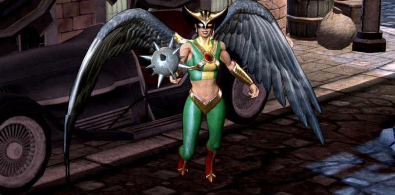 Infinite Crisis: Hawkgirl llegará este mes