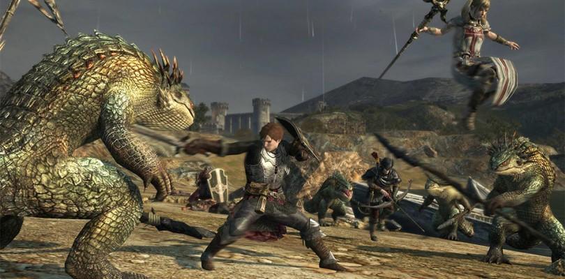 Dragons Dogma Online presenta su primer tráiler