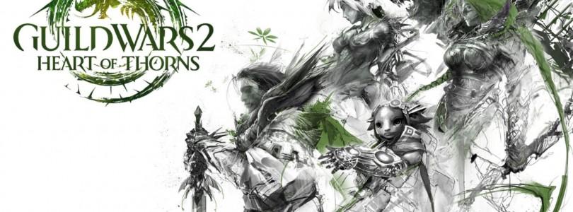 Guild Wars 2: Primera Expansión Heart of Thorns por Mákina