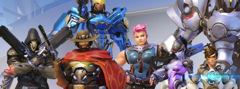 Blizzard prepara la beta de Overwatch para este Otoño y presenta dos nuevos personajes