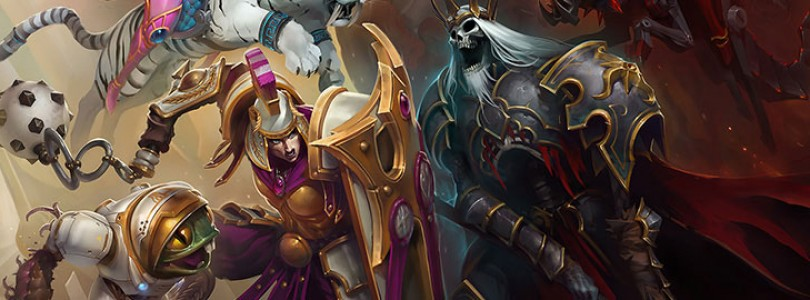 E3 2015 – El monje y Leoric hacen su aparición en el nuevo trailer de Heroes of the Storm Eternal Conflict