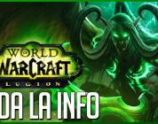 World of Warcraft: Te contamos todos los detalles de Legion, la nueva expansión