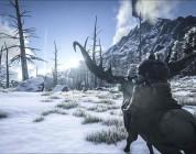 ARK: Survival Evolved se actualiza con nieve y pantanos