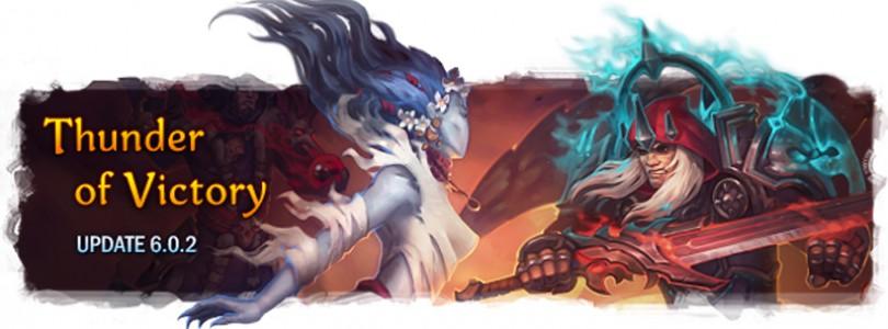 Allods Online: Llega el parche «Thunder of Victory»