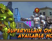Champions Online: Llega el modo «Supervillain»