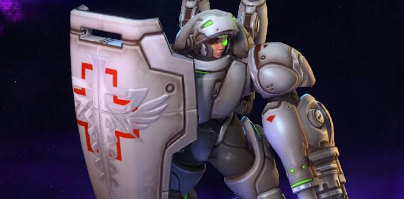 Un vistazo a los nuevos héroes, monturas y aspectos en llegar a Heroes of the Storm