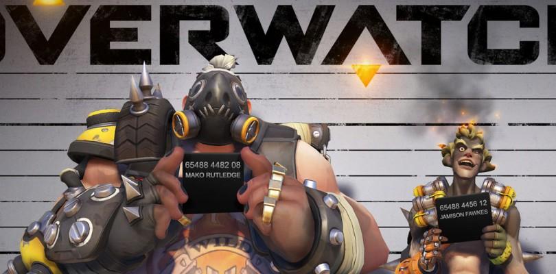 Roadhog y Junkrat llevan su puntito de locura a los heroes de Overwatch