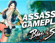 Blade and Soul: El sistema de combate (con asesino)