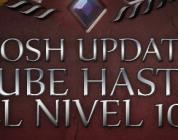 Rosh ya se prepara para la actualización «Update Level 100»