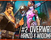 Overwatch: Hanzo y Widowmaker