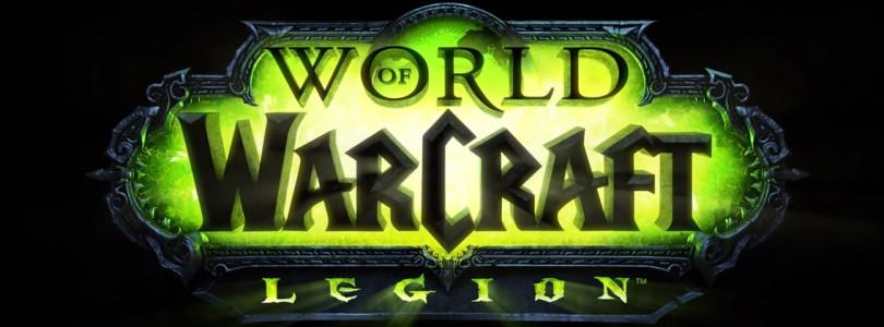 Legion llegara a World of Warcraft este próximo 30 de agosto