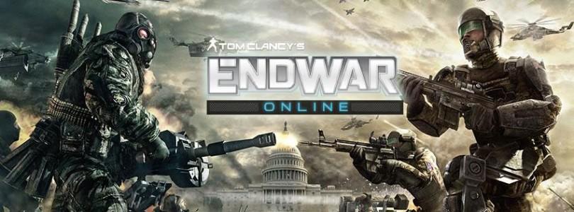 Empieza la beta abierta del juego de estrategia Tom Clancy's Endwar Online