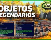 World of Warcraft Legion: Un vistazo a los objetos legendarios