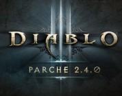 Ya disponible la nueva actualización 2.4.0 de Diablo III