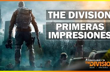 The Division: Primeras Impresiones y características