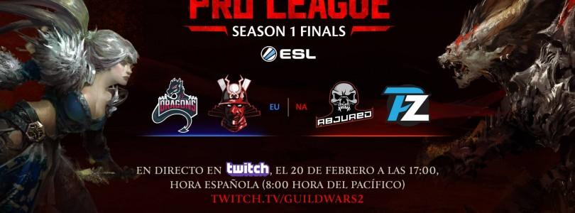 Guild Wars 2 llega a la élite de los MMO con las finales de la ESL GW2 Pro League