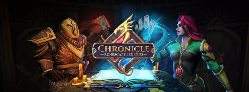 Chronicle: Runescape Legends ya tiene fecha para su beta abierta