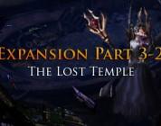 ELOA recibe el parche de contenidos 3.2 «The Lost Temple»