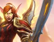 Consigue una nueva heroína en Hearthstone gracias a World of Warcraft