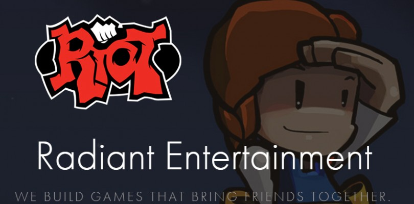 Riot Games adquiere Radiant Entertainment