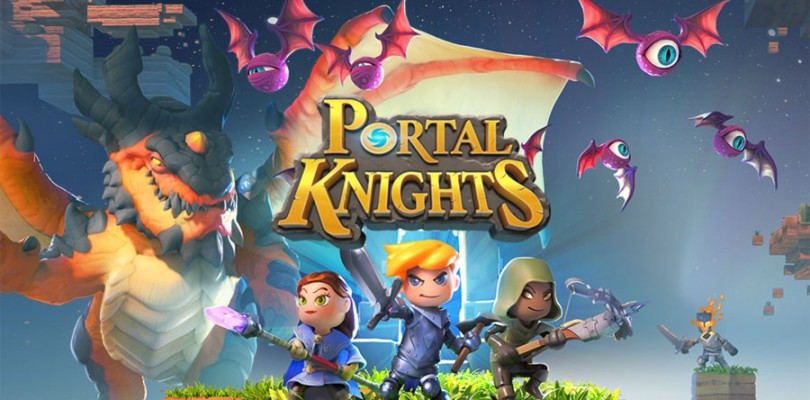 Portal Knights – Aventura y construcción en este nuevo multijugador cooperativo