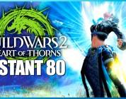 Guild Wars 2 – Nivel 80 instantáneo y otras novedades en la actualización de primavera