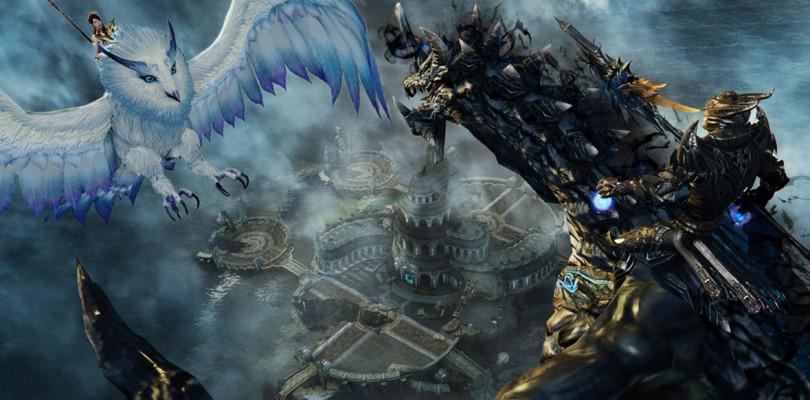 Apúntate para la segunda Beta cerrada de Riders of Icarus