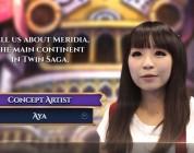 Entrevista en vídeo con los creadores de Twin Saga