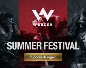 ¡Sorteamos 2000 códigos para el Webzen Summer Event!