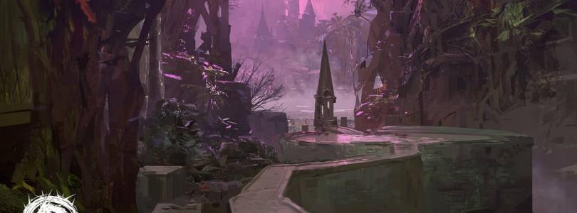 Guild Wars 2 Heart of Thorns te invita a sumergirte en la Fortaleza de los Fieles