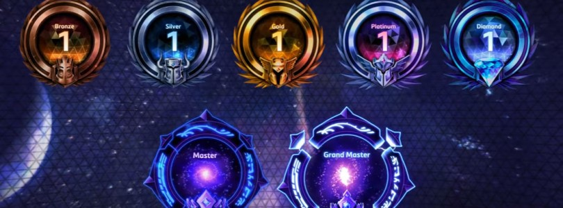 Un vistazo a las nuevas partidas clasificatorias en Heroes of the Storm