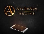 Registrate para probar antes que nadie ArcheAge Begins, el juego para moviles