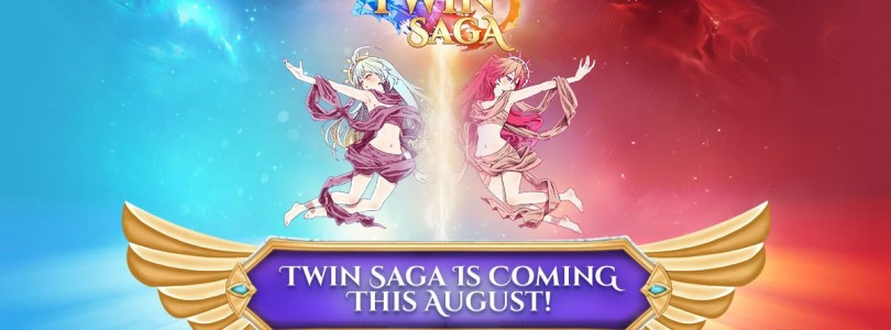 Twin Saga arrancara la fase beta este próximo mes de agosto