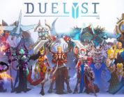 Cartas y combate por turnos en Duelyst, disponible free-to-play en Steam