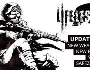 Habilidades, NPCs y zonas seguras llegan al juego de supervivencia con zombis Lifeless