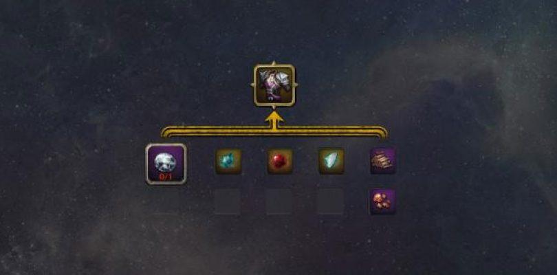 Detalles sobre los objetos y armaduras en Revelation Online