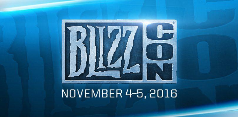 ¡Todo lo que debes saber sobre la Blizzcon 2016!