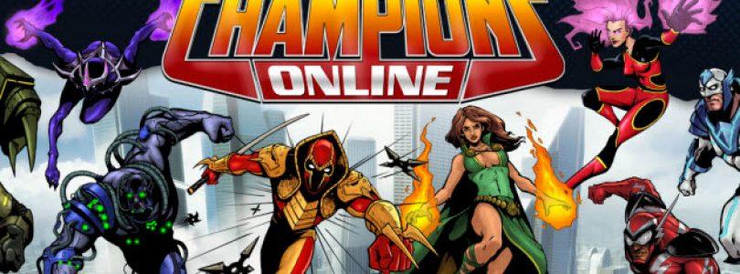 Champions Online añade el arquetipo «Witch»