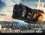 Sorteamos 100 claves para la beta de Dreadnought