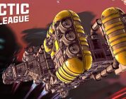 Galactic Junk League se lanza oficialmente en Steam