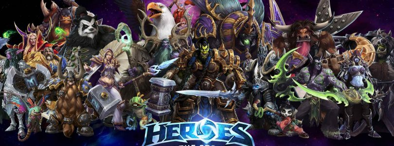 Heroes of the Storm añadirá al «Firebat» Terran de Starcraft