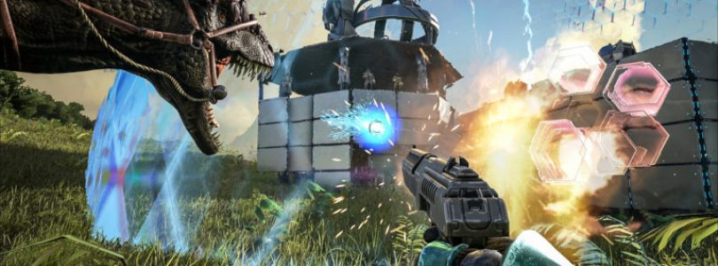ARK: Survival Evolved añade nuevas criaturas y arquitectura