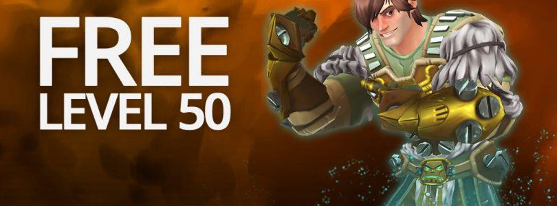 WildStar regalará un personaje a nivel 50 para celebrar el Primal Matrix