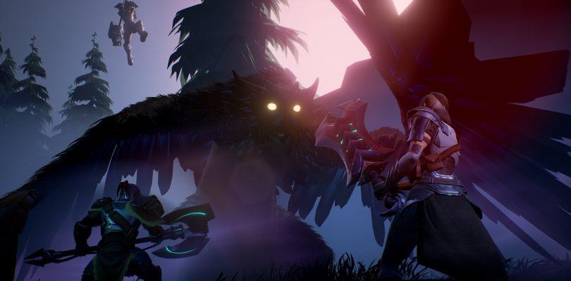The Dauntless abre el registro para la fase alpha