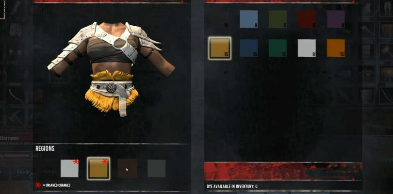 Llega la actualización para Conan Exiles con los tintes y el sistema de «decay»