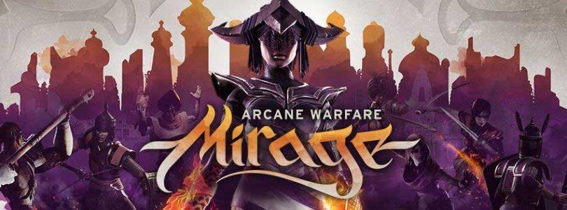 Primeras Impresiones de Mirage: Arcane Warfare