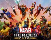 Un vistazo a como luce Marvel Heroes Omega para consolas
