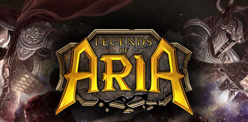 Legends of Aria se actualiza con grandes cambios