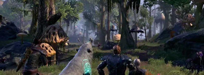 Nuevo trailer de la expansión The Elder Scrolls Online: Morrowind